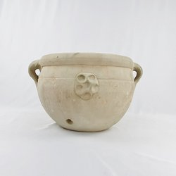 Donica ceramiczna na taras do ogrodu