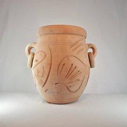 Donica ogrodowa, ozdobny wazon ceramiczny