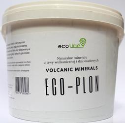 Eco-Plon Volcanic Minerals (wulkan) 4 kg uniwersalny długodziałający nawóz do warzyw, traw, ogrodów i sadów. Ekologiczny, certyfikowany.