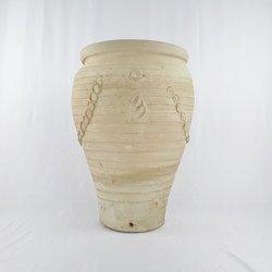 Wysoka donica ceramiczna